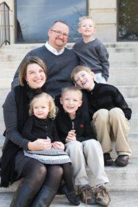 The Galbraith Family in Lubbock